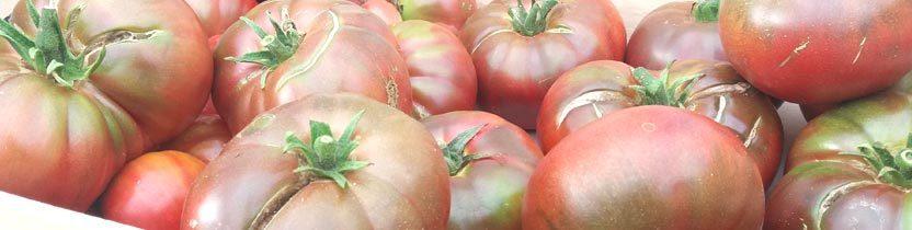 Découvrez et Mangez : la Tomate Noire de Crimée